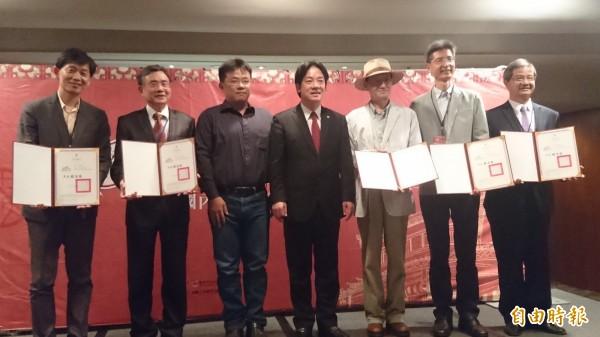 台南赤崁文化園區國內競圖明起評選,邀請7名國內專家學者擔任評選委員。(記者劉婉君攝)