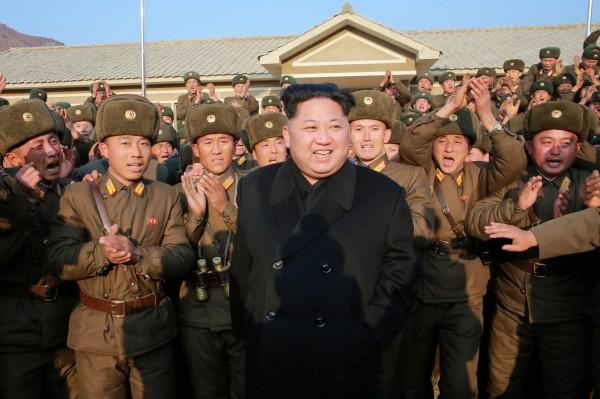 北韓當局要求中國不得直呼金正恩名字,也不能叫他「金三胖」,讓中國網友大怒:那叫鑫胖!(路透)