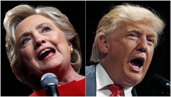 美國總統大選已經開票,目前共和黨候選人川普獲得290張選舉人票,民主黨候選人希拉蕊贏得232張選舉人票。(路透)