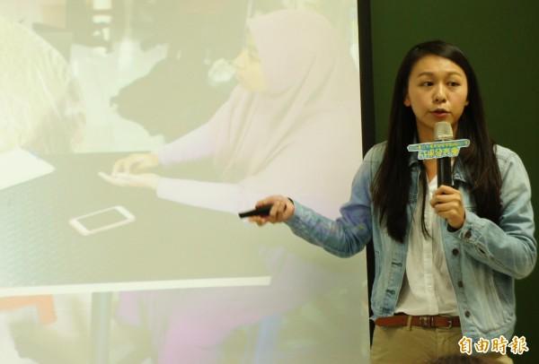 台北市政府推出「Taipei Story台北創業家」,上午邀請創業家分享經驗談。(記者黃建豪攝)