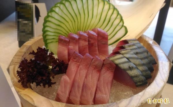 海鮮料理示意圖。(資料照)