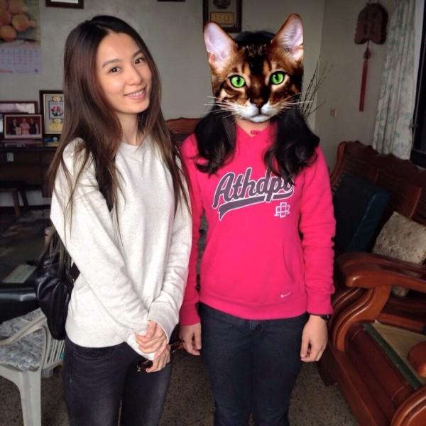 有網友的表姐是田馥甄,還讓網友紛紛暴動直呼超羨慕!(圖擷自《Dcard》)