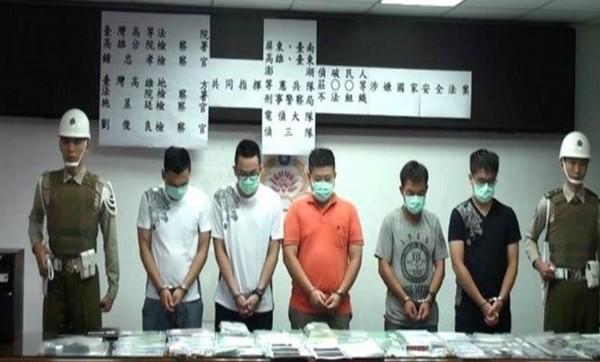 再爆台灣人充當共諜,吸收退役、現役軍人幫對岸進行蒐集台灣軍事機密案!(記者黃建華翻攝)