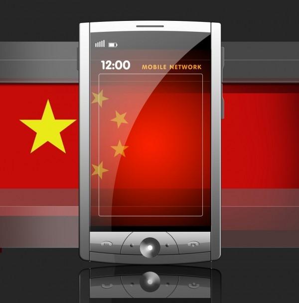 美國發現一些手機被安裝中國的後門軟體。(圖擷取自網路)