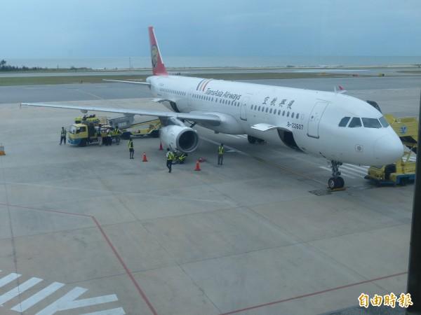 一名前復興航空機師因所屬ATR機隊發生空難,且有其他硬體問題而離職,遭航空公司提告違約並求償,台北地院判賠近150萬。(資料照,記者吳正庭攝)