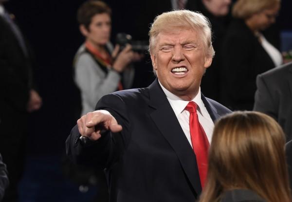 杜特蒂表示,川普是世界上最強大國家的人民選出的領導人,「我相信他的判斷力」。(法新社)