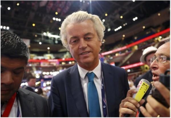 被稱作「荷蘭川普」的自由黨黨魁兼下議院議員威爾德斯,兩年前公開發表不利於摩洛哥人的言論,恐裁罰5000歐元。此為示意圖。(路透)