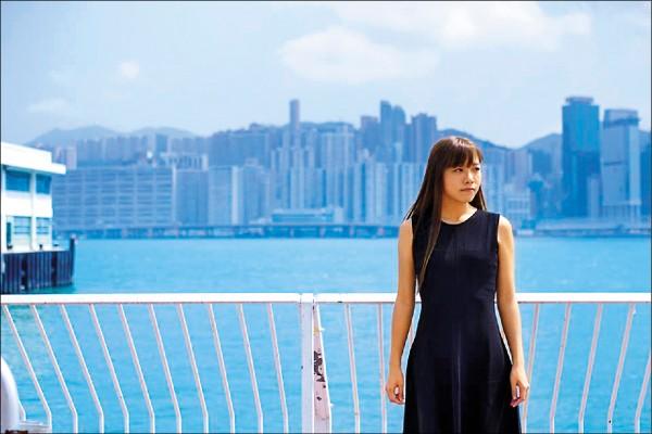 因宣誓風波遭香港高等法院判定喪失議席的立法會新任議員游蕙禎。(取自游蕙禎臉書)