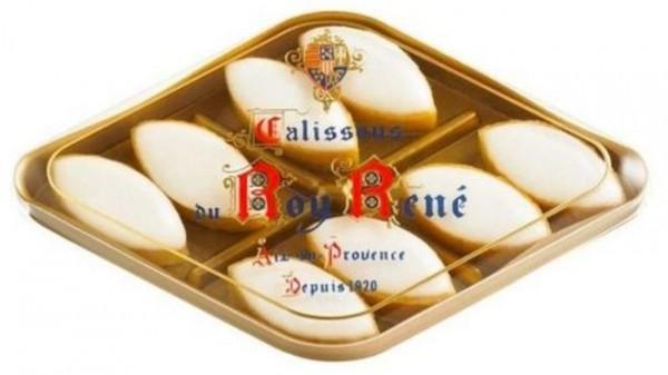 艾克斯可利頌杏仁糖是法國普羅旺斯地區的知名傳統甜點。(圖擷取自BBC)