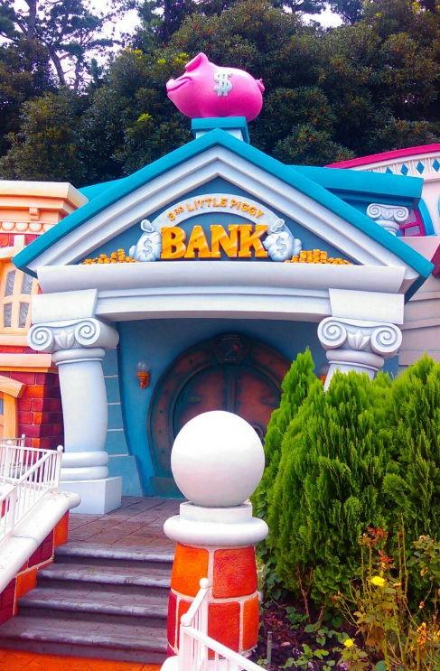 迪士尼樂園號稱「全世界最快樂的地方」,也是IG的熱門打卡景點。(圖/部落客茉莉提供)