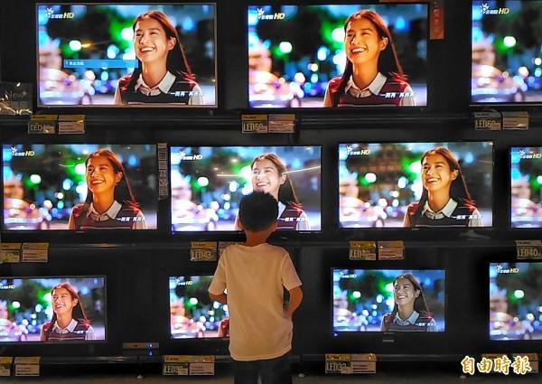 國家通訊傳播委員會(NCC)今天通過「電視節目分級處理辦法」修正草案,將放寬限制級的馬賽克限制。(資料照,記者朱沛雄攝)