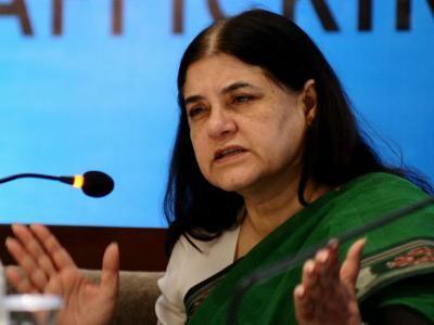 印度婦女及兒童發展部的女部長馬內卡‧甘地(Maneka Gandhi)表示,印度的強姦案件數量,世界上最低的4個國家之一,瑞典的案發數第一。(圖取自《印度時報》)