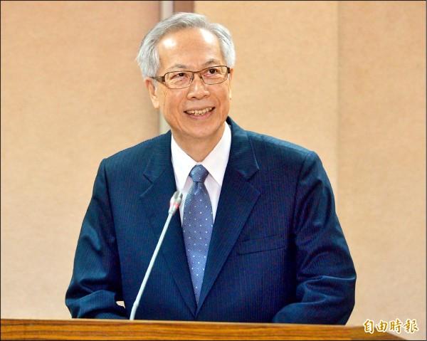 立法院司法法制委員會,考試院秘書長李繼玄出席並備詢。(記者王藝菘攝)