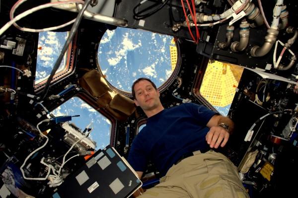 美國太空總署(NASA)推出一項比賽,向全球發明家尋求解決在外太空排泄問題,並祭出3萬美元(約95萬台幣)獎金。(法新社)