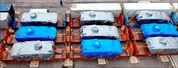 香港查扣由台灣運往新加坡的裝甲車,有消息指出中國借港出手。(圖片擷取自網路)