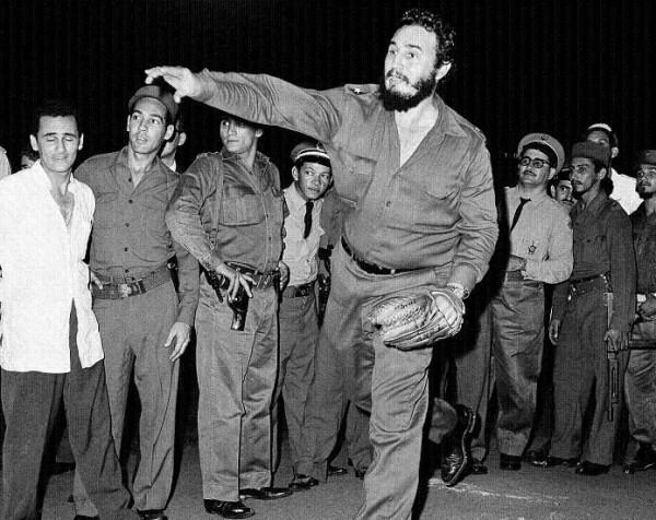 一向以棒球強國著稱的古巴,不只出產過許多大聯盟選手,據傳就連已故領袖卡斯楚年輕時也曾被大聯盟球隊看上。(Yahoo Sports)