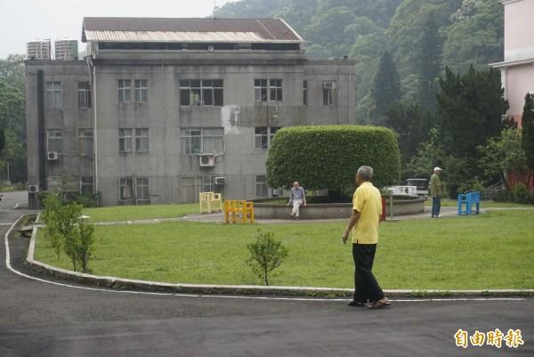 退輔會申請動支第二預備金1億7千多萬安養榮民。圖為台北榮家。(資料照,記者張安蕎攝)