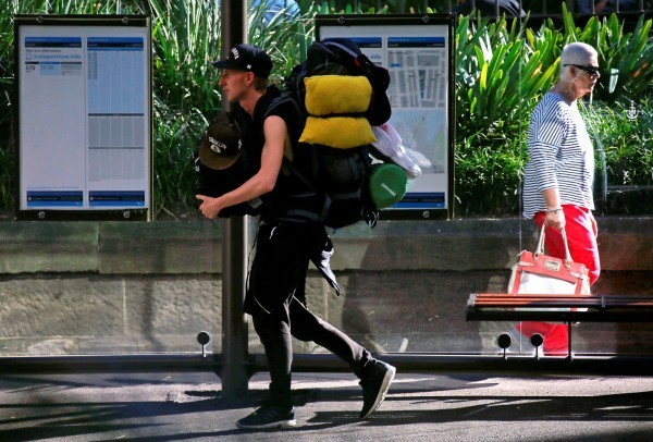 澳洲政府今日稍早宣布,前往該國度假打工者,明年課稅有望降至15%,比原先再調降17.5%。(資料照,路透)