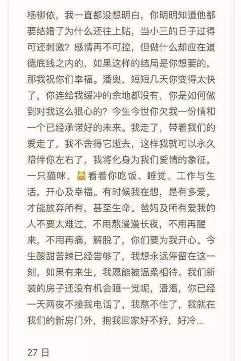 段丹峰跳樓前,在微博發文控訴。(圖擷取自微博)