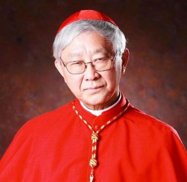 陳日君說中國和梵蒂岡將若建交,是「背叛耶穌」。(圖擷取自陳日君臉書)