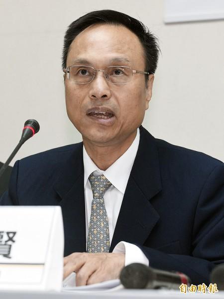 外交部亞非司司長陳俊賢。(資料照/記者陳志曲攝)