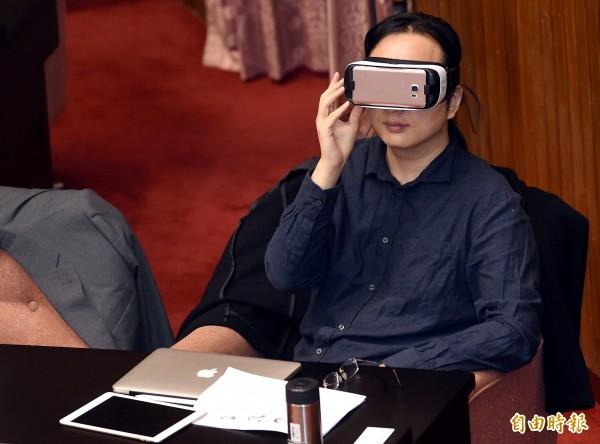 行政院政務委員唐鳳。(資料照)