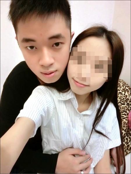 嫌犯楊東潤經常在臉書曬和女友的恩愛照。(記者劉慶侯翻攝自楊東潤臉書)