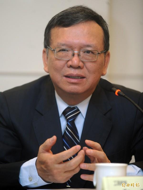 傳將在15日接任中華電信董座的前公平會副主委鄭優。(資料照,記者廖振輝攝)