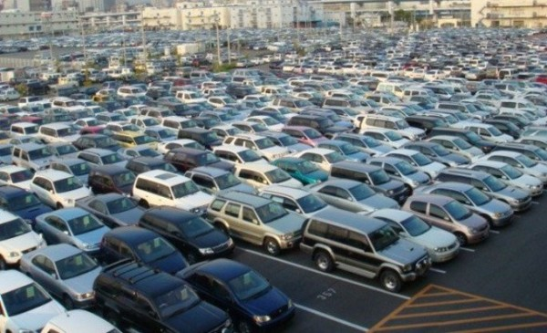 有外媒報導指出,從2011年至今年10月期間,日本共有1.3萬輛二手車因表面輻射量超出國家標準而遭禁止出口。(圖截自Carfromjapan.com)
