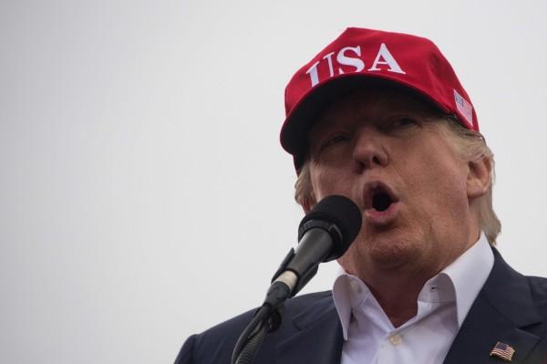 美國總統大選從競選過程到結果出爐以來,選民出現了許多反對川普當選的聲音,如今大局已定,仍然引發一連串後續的話題。(法新社資料照)