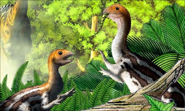 科學家在中國新疆發現一種名為難逃泥潭龍的恐龍。獨特之處在於牠們出生時長有牙齒,但成年後牙會脫落,有別於其他恐龍。(圖取自網路)