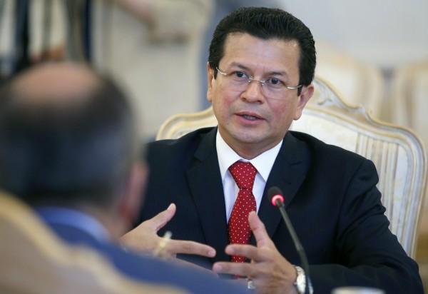 薩爾瓦多外交部長馬丁內斯表示,中國並未釋出想改變與薩爾瓦多關係的訊息,因此對台海兩岸外交政策不會有變化。(歐新社)