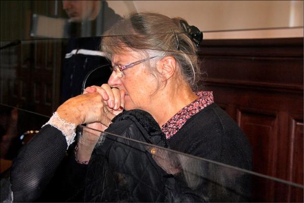 69歲的賈桂琳.索瓦吉。(歐新社檔案照)