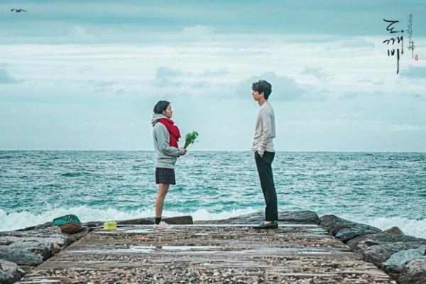 韓劇《鬼怪》不少美麗場景讓粉絲想前往觀光,但是粉絲到了現場後卻發現跟想像的不一樣。(圖擷取自TVN鬼怪官網)