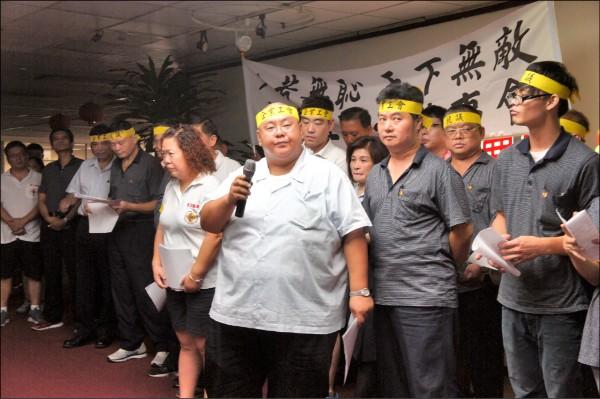 台北農產企業工會今天上午將召開記者會,抗議市府調整抽成比例。(資料照)