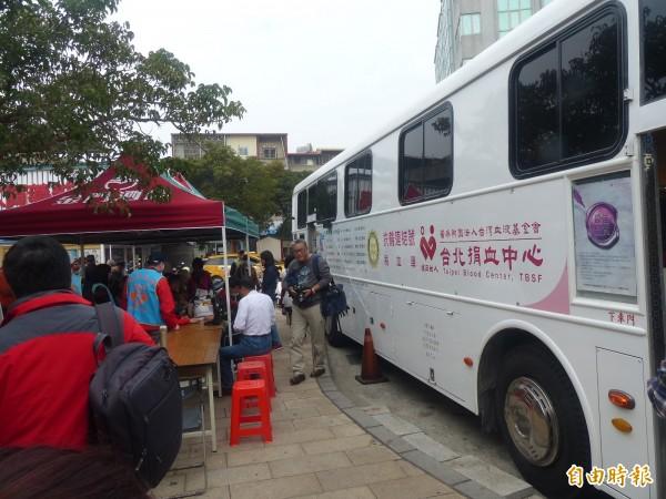 不當黨產委員會日前接獲檢舉,指台灣血液基金會表面上是紅十字會捐贈成立,實質上資金可能來自國民黨黨營事業。(資料照,記者吳正庭攝)