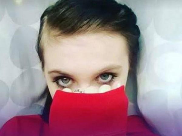 美國喬治亞州一名12歲女童,使用手機直播自己上吊自殺的過程,影片流傳至今已有百萬人點閱,引發公眾關注。(圖截自Instagram)