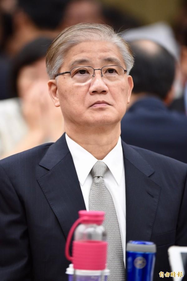 台灣大學表示,論文涉嫌造假案中,楊泮池(見圖)的相關責任將留待下一波調查。(資料照,記者羅沛德攝)