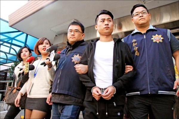 黃之鋒在機場遭暴力滋擾案,警方已收押四海幫海巨堂堂主陳子俊。(資料照)
