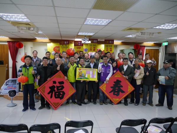 宜蘭市公所今天舉辦春節清運記者會。(宜蘭市公所提供)