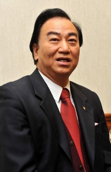 前新黨立委馮滬祥因涉嫌性侵菲傭案,去年10月26日入獄服刑,並於昨日下午離監保外就醫。(資料照,記者簡榮豐攝)
