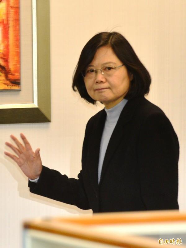 海基會表示,今年台商春節聯誼在2月5日在台北舉行,總統蔡英文也預計出席。(記者王藝菘攝)