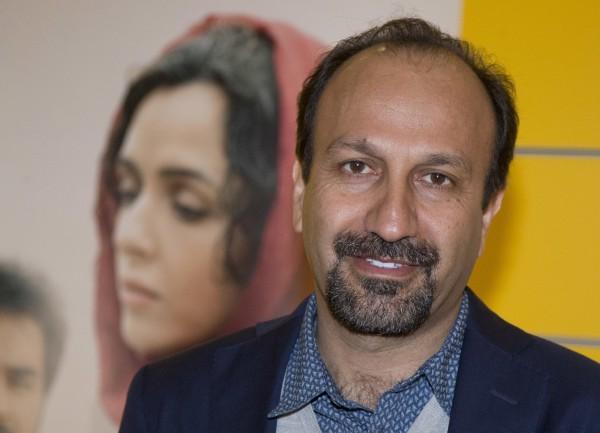 伊朗籍的奧斯卡金像獎名導阿斯哈法哈蒂。(美聯社)