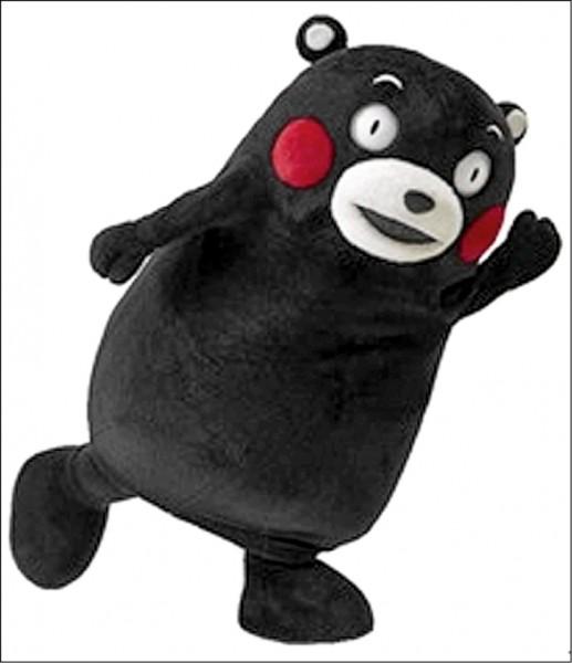 熊本熊今將出席動漫節開幕。(台北國際動漫節提供)