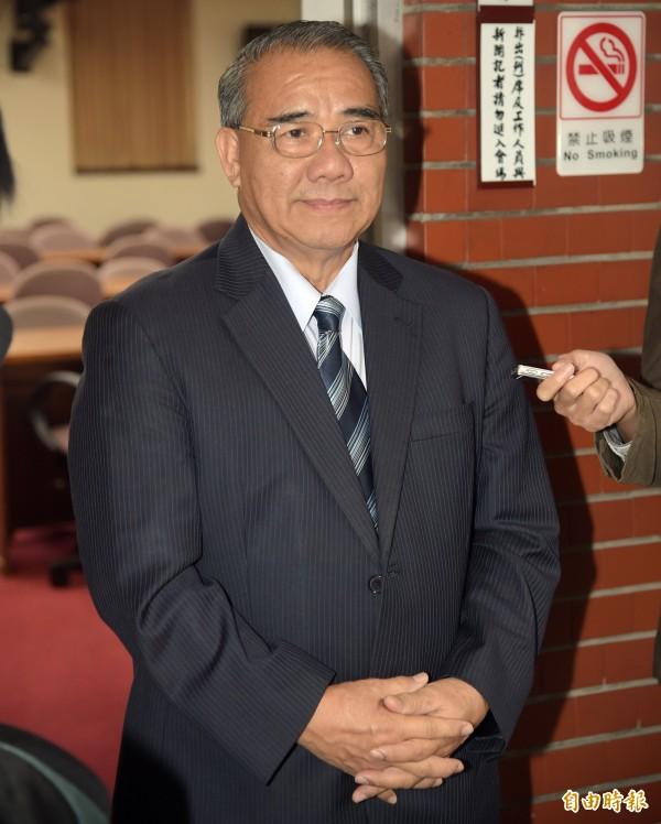 廖國棟認為,站在同為華人的立場下,中國應該放輕鬆一些。(資料照,記者黃耀徵攝)