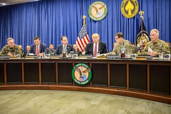 為因應南海爭議,美軍紛紛呼籲國會增加軍費。(圖片擷取自「U.S. Department of Defense (DoD)」臉書)