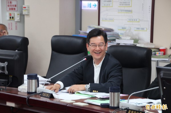 李慶元透露,其實在北市議員中,還有很多婚姻有問題的,只是沒爆出來。(資料照,記者鍾泓良攝)