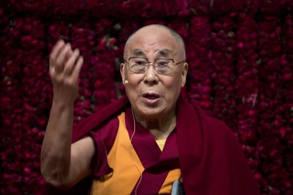 瑞士宣布不再承認西藏國籍。圖為達賴喇嘛。(美聯社)