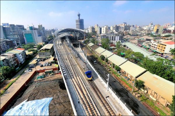 行政院將提出規模超過八千億元的「前瞻基礎建設計畫」特別預算案,計畫推動北宜直鐵與各縣市的鐵路高架化或地下化等交通基礎建設。(資料照)