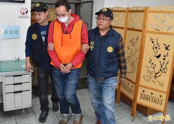 陳威成之子勒斃疑似不倫戀的女老師,被依殺人罪送辦。(資料照,記者楊政郡攝)